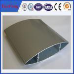 Wholesale Aluminium louver profile supplier, extruded industrial aluminium profile supplier from china suppliers