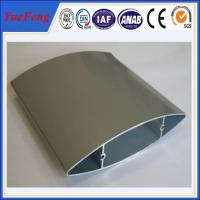 Wholesale Aluminium louver profile supplier, extruded industrial aluminium profile supplier from china suppliers