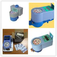 Wholesale Smart Residential IC Card Prepaid Water Meter With Stable Anti Damage from china suppliers