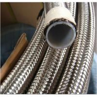 Wholesale PTFE Teflon Hose Tube , Soft Hose Pipe For Chemical Transfer from china suppliers