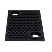 Wholesale Custom Molded Rubber Parts molding materials vibration isolation rubber pad parts from china suppliers