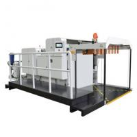 Wholesale Cross Cutting / Slitting Non Woven Fabric Bag Making Machine 50-150 GSM Thickness from china suppliers