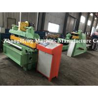 Wholesale PLC Control  Leveling And Cut To Length Machine With Hydraulic Decoiler from china suppliers