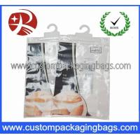Wholesale Transparent Plastic Hanger Bags personalized For Underwear from china suppliers