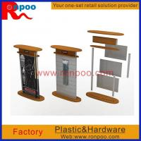 Wholesale Custom Wooden Racks,Wood Rack Displays,COUNTER TOP WOOD POP DISPLAY RACK,Retail Store from china suppliers
