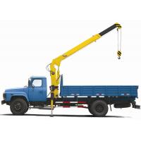 Wholesale XCMG Telescoping 3.2 Ton SQ3.2SK1Q Truck Mounted Crane With 7m Lifting Height from china suppliers