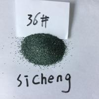 China Diamond grinding disc / Abrasive tools making materials green silicon carbide/carborundum/GC on sale