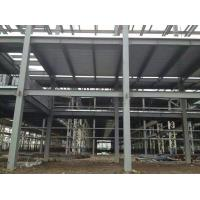 Wholesale ASD Q235 Prefabricated Steel Structures Traditional Portal Frame Steel Structure Warehouse from china suppliers