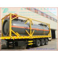 China DTA CHEMICAL Tank Container on sale