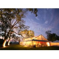 Wholesale Large Luxury Clear Span Tent For Commercial Event Exhibition Free Design Service from china suppliers