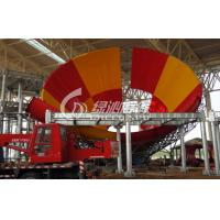 Wholesale Holiday Resort Water Park Construction , Family Water Fun Game Spray Park Equipment from china suppliers