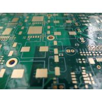 Wholesale Green BGA Circuit Board 12 Layer ITEQ FR 4 Via In Pad PCB Immersion Gold from china suppliers