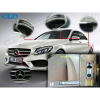 Wholesale Wide Angle Dvr Car Parking Cameras System High Resolution Ccd Waterproof for Benz C from china suppliers