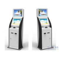 Wholesale 17 inch / 19'' Bill Payment Self Service Kiosk Terminal With with touchscreen kiosk with cash and coin accepter from china suppliers