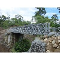 Wholesale Cable Stayed Steel Girder Bailey Bridge With High Performance from china suppliers