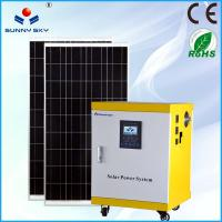 Quality 1kw stand alone china solar power system solar generator product home solar systems for sale