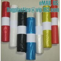 Wholesale DRAWTAPE SACKS, nappy bags, nappy sack, diaper bag, alufix, rubbish bag, garbage from china suppliers