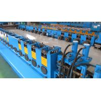 Wholesale 11Kw Door Frame Cold Roll Forming Equipment 45# Steel Shaft Material 3 - 15 m / Min from china suppliers