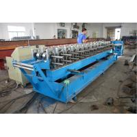 Wholesale Roller Material GCr15 Door Frame Roll Forming Machine with Hydraulic Cutting from china suppliers