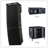Wholesale Pro Sound Equipment Church Line Array Speaker Dual 12 Inch Theater Audio from china suppliers