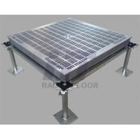 Wholesale Convenient Removable Raised Access Flooring Aluminium For Dustless Chamber from china suppliers