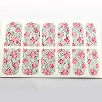 Wholesale 3D Plastic Stone Finger Nail decals Stickers With Printing Decoreaction For Finger from china suppliers