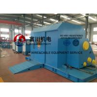 Wholesale Cantilever Core Wire / Cable Twisting Machine , Sky Blue Cable Laying Machinery from china suppliers