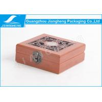 Wholesale Glossy Surface Window Decorative Wooden Boxes , Customized Gift Wooden Boxes from china suppliers