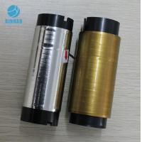 Buy cheap Golden Silver Line Cigarette Tear off Tape Strip Self Adhesive Tape from wholesalers