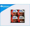 Buy cheap Heat Seal Lids / Aluminum Sealing Film 1 - 11 Colors Printing FSSC from wholesalers