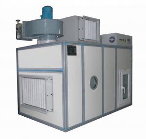 Desiccant Dehumidifier Equipment for Capsule / Tablet Production 7000m³/h