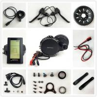 Wholesale Bicycle Mid Drive Electric Motor Kit , Mid Drive Conversion Kit With CE Certificate from china suppliers
