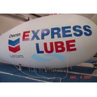 Wholesale Customized Logo Inflatable Advertising Blimp Shaped Balloons Heat Sealing from china suppliers