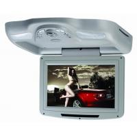"Wholesale 10.2"" Roof mounted car dvd players, built in two dome lights with USB /SD / IR/FM transmitter from china suppliers"