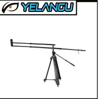 Wholesale 2m Black Aluminum Alloy DSLR Video Camera Jib Crane For Camera Camcorders from china suppliers