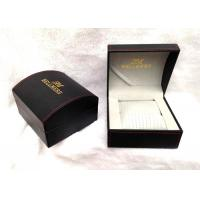 Wholesale Luxury Plastic Watch Boxes Handmade For Packing , Full Color Printing from china suppliers