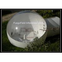 Wholesale Transparent Inflatable Bubble House For Christmas Parties / Weddings from china suppliers
