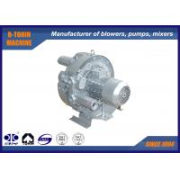 Wholesale 7.5KW Side Channel Blower , gas ring type compressor , aluminum alloy vacuum pump from china suppliers