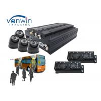 Wholesale Realtime tracking GPS vehicle People Counter DVR APP Management mobile dvr 3G 4G WIFI GPS MDVR from china suppliers