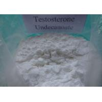 Wholesale Undecanoate 5949-44-0 Bodybuilder Raw Testosterone Powder No Side Effects from china suppliers