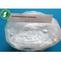 Wholesale Lab Supply Steroid Powder Methenolone Acetate CAS 434-05-9 with 100% Pass Customs from china suppliers