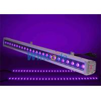 Wholesale Super Bright Led Wall Washer Lights  IP65 Ultraviolet With 4 / 8 Channel 110-240v from china suppliers