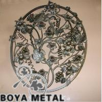 Quality Wrought Iron Home Wall Decor for sale