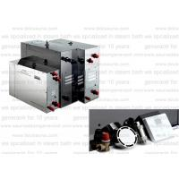 Wholesale 22.5kw Electric Steam Bath Generator for steam room / steam bath from china suppliers