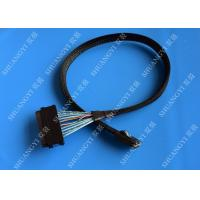 Wholesale Mini Serial Attached SCSI Cable SAS SFF-8087 36 Pin To SAS SFF-8484 32 Pin Cable 0.5 M from china suppliers
