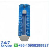 """Wholesale 3""""x10""""See Through Jumbo Easy Read thermometer with Cord, Swimming pool Thermometer - T151 from china suppliers"""