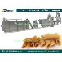 Wholesale Macaroni Pasta Maker Machine / Automatic Fusilli Processing Line With CE from china suppliers