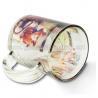 Buy cheap 11oz Glass Sublimation Mug_Custom Mug from wholesalers