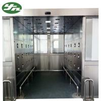 Wholesale High Performance Cleanroom Air Shower Tunnel With Automatic Sliding Door from china suppliers