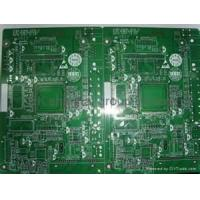 Wholesale 4 Layer CEM-3 FR-4 Electronic PCB Panel, Immersion Gold Printed Circuits Board from china suppliers